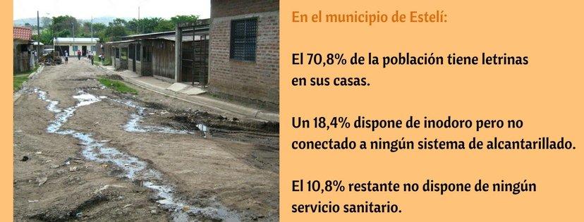 Proyecto Inodoros en Estelí