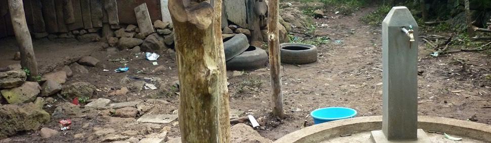 Acceso agua potable