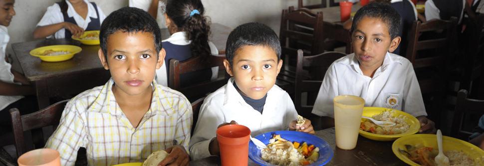 Nutrición en Nicaragua