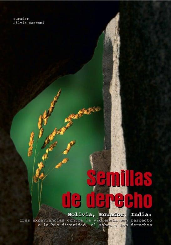 """Libro """"Semillas de oro"""""""