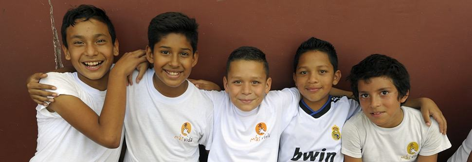 Colegio Más Vida en Nicaragua