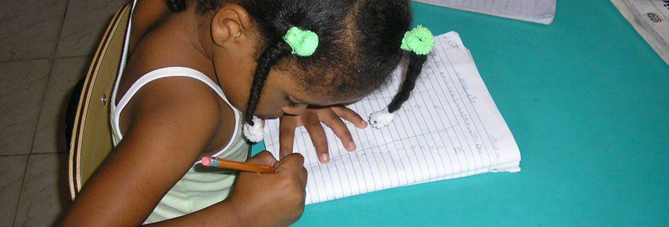 Refuerzo escolar en República Dominicana