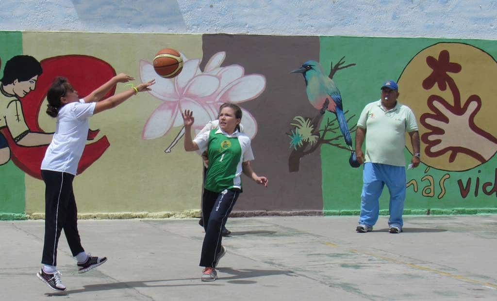 Campeonato de Baloncesto Más Vida