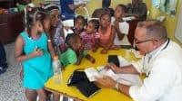 Operativo de Salud en Republica Dominicana