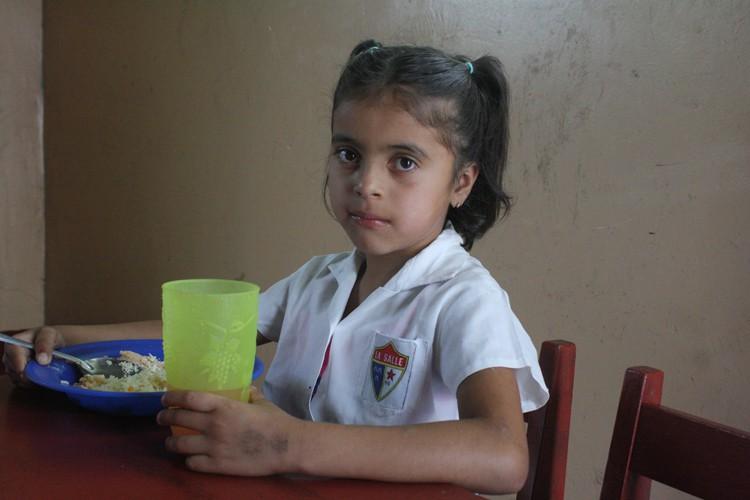 Más Vida lucha contra la desnutrición infantil
