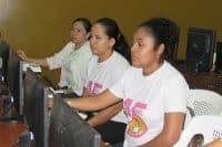Formación de profesores en Nicaragua