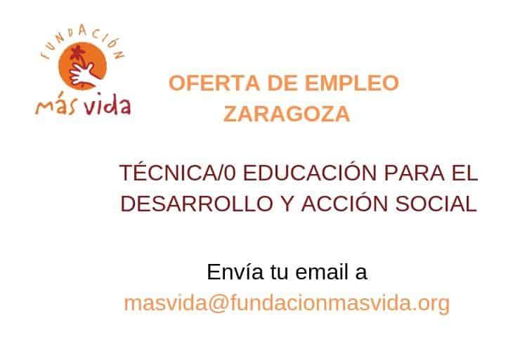 oferta empleo Zaragoza