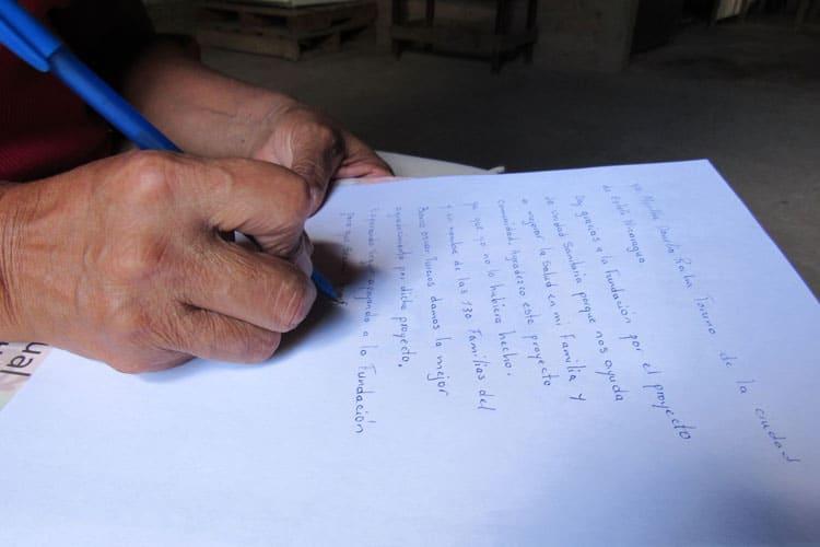 Beneficiaria unidades sanitarias Estelí, Nicaragua