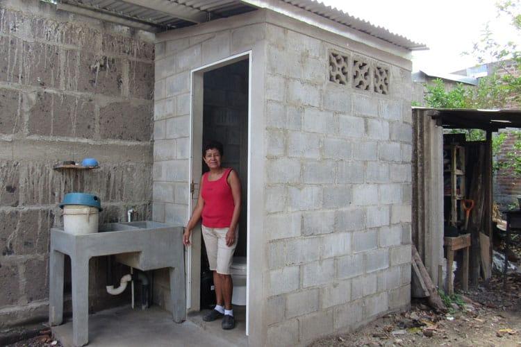 Beneficiaria unidades sanitarias Nicaragua
