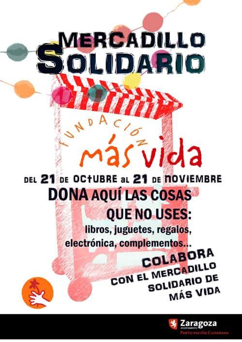Campaña de recogida mercadillo solidario