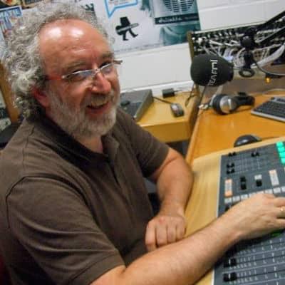 Ténico de radio-podcast