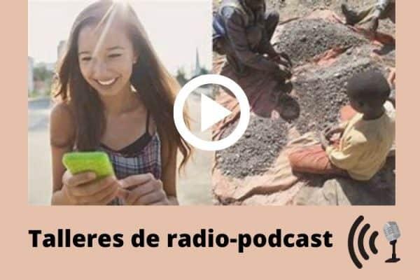 Talleres de radio-podcast