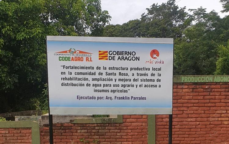 Proyecto producción Nicaragua