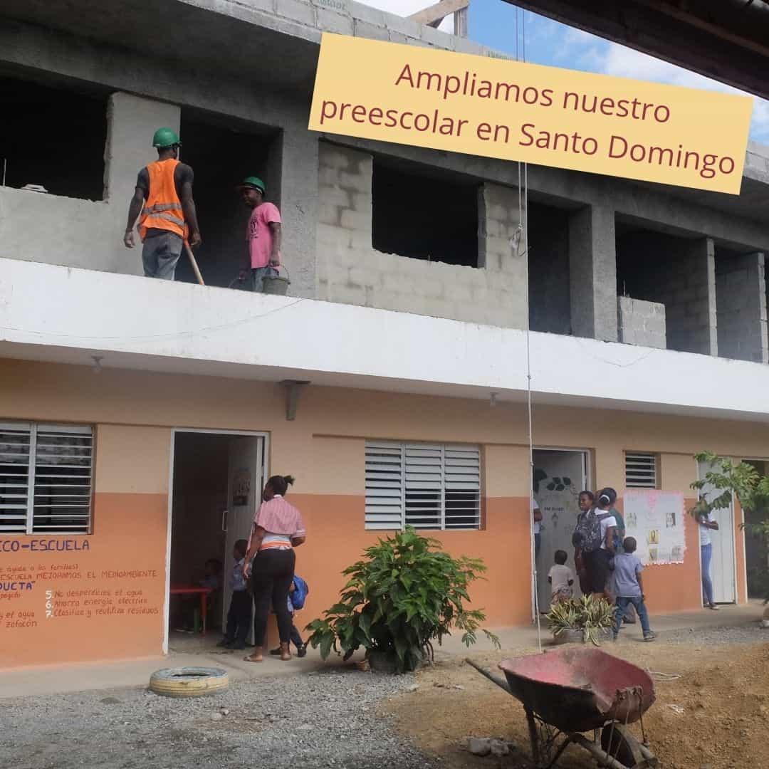 Preescolar en Santo Domingo