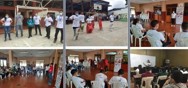 Empleo jóvenes Nicaragua