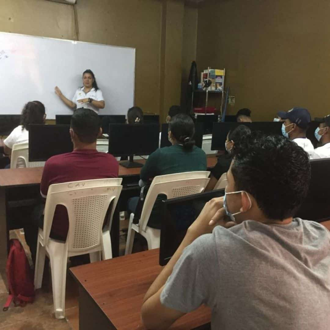 Empleo para jóvenes Nicaragua